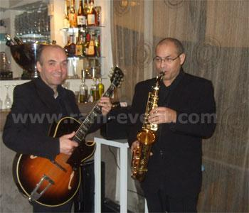 duo jazz d'ambiance