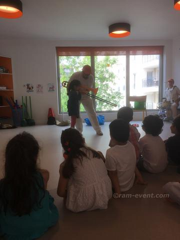 animation musicale maternelle